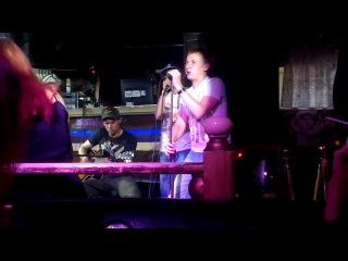 Выступление в рок-клубе