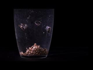 Diamant: Ювелирные украшения 2500 кадров в минуту