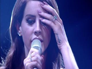 Lana Del Rey ‒ Blue Jeans (Live @ «The Voice UK»)