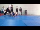 Влад Гурба 1 бой 2 раунд