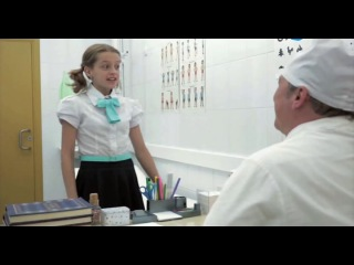 Классная школа / 32 серия - Съёмки клипа [2013, Комедия, Детский, SATRip]