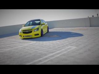 Chevrolet Cruze Tjin Edition
