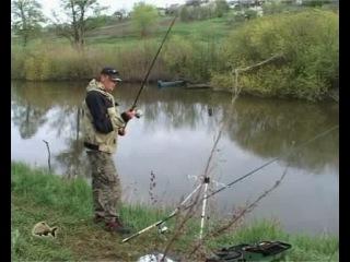 О рыбалке всерьёз.Ловля карася весной фидером на малой реке.