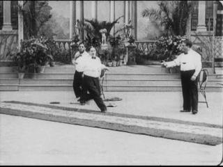 Комические акробаты Acrobati comici 1910 VideoArhiv.tv