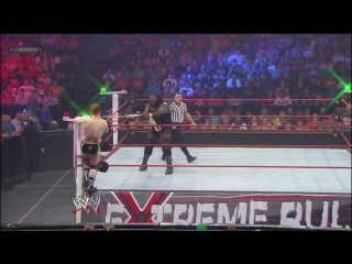 [Wrestling Matches]WWE Extreme Rules 2013: Andrey Blohin vs.Markc Henry(Strap Match)