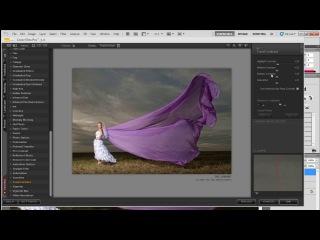 Улучшение свадебной фотографии при помощи photoshop cs5
