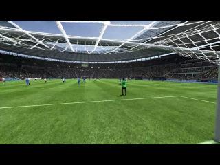fifa13 Германия - Бразилия P.Lahm