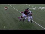 Американский футбол, NFL 2013-2014, Week 05, 07.10.2013, New York Jets - Atlanta Falcons, 1 четверть, RU НТВ+, Дмитрий Хайтовский