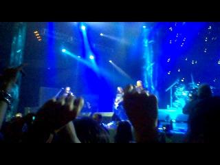 Кипелов - Дыхание последней любви (26.10.2012 г, Санкт-Петербург, ДС