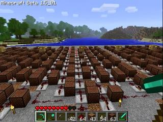 Музыка в Minecraft Beta 1.5_01
