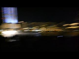 Вторая серия.Дубай. Танцующий fонтан у башни Бурж Халиfа