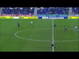 Ла Лига 13/14 - Эспаньол 1:0 Сельта