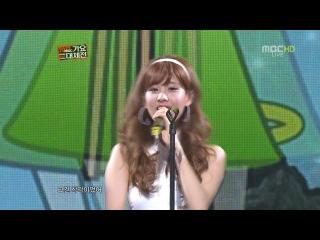 121231 SNSD (Seo hyun) 스페셜공연-날개잃은천사 가50836