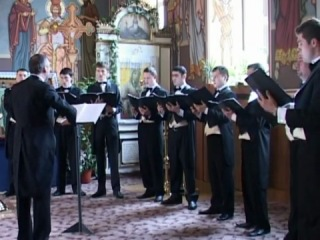 Херувимская песнь Трубачев