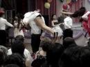 Танец шрек!