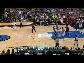 NBA 2012-13 / 06.11.2012 / Даллас Маверикс - Портленд Трэил Блэйзерс