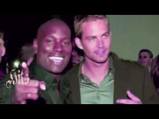 Памяти Пола Уокера - R.I.P Paul Walker ! Vin Diesel, Tyrese Gibson (Tribute Song Ft Ludacris & The Roots)