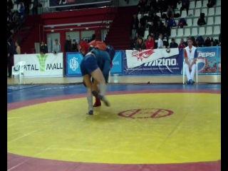 Чемпионат Сибири по САМБО, г. Улан-Удэ  2013