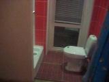 В коридоре сделали туалет с душевой