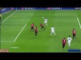 Реал Мадрид - Манчестер Юнайтед Гол Криштиану Роналду