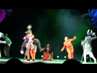 TODES 16.12.2012 - Танец рабов