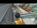 Прохождение GTA V. Миссия №23 - Разведка в порту  Scouting the Port