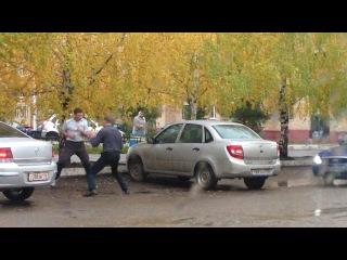 Утренняя зарядка в Нижнекамске )