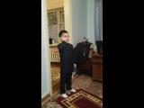 4-летний Акрамат читает Азан