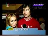 Прохор Шаляпин и София Тайх на премьере