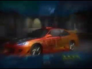 Трейлер на игру NED FOR SPEED UNDERGROUND