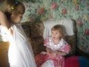 Золушка и Принцесса - Рита 3 годика, Катя - 5 лет...