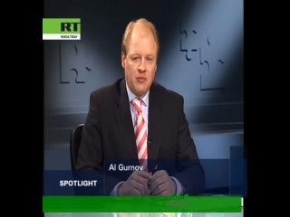 Интервью t.A.T.u. для телеканала «Russia Today»
