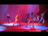 Шоу балет Бориса Моисеева