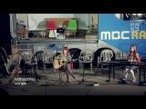 130809 AOA BLACK - MOYA + Without You @ MBC Radio Busking