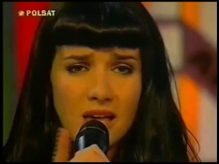 Natalia Oreiro - Me muero de amor ( HD Live 2000 ) Наталия Орейро