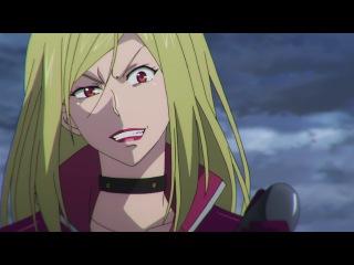 Strike the Blood / Удар Крови - 12 серия | Eladiel & Zendos [AniLibria.Tv]