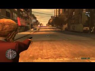 Мультиплеер GTA IV. Невыносимая жестокость