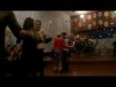 Новый год2013. Конкурс: танец с воздушным шариком