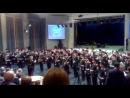 Военный духовой оркестр 23 ноября 2013 г. МГУКИ Сяду я верхом на коня