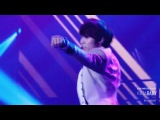 121103 LOTTE DUTY-FREE FAMILY CONCERT :: WOW (MINHYUK MULTI CAM)