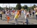 Флэшмоб на параде невест 04.08.2013 Нижний Тагил