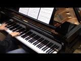 Wada Kouji - Brave Heart [Piano]