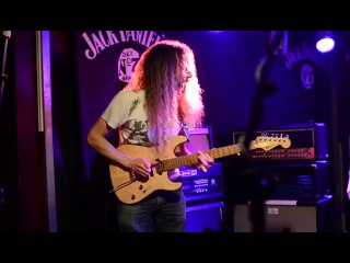 Guthrie Govan & Phil X live in Guildford