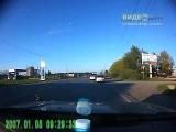 20082013 ДТП Nissan X-Trail видеорегистратор | ДТП авария