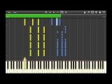 AWOLNATION - Sail (piano)