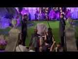 Видео со съемок фильма «Голодные игры: И вспыхнет пламя» (№ 2)