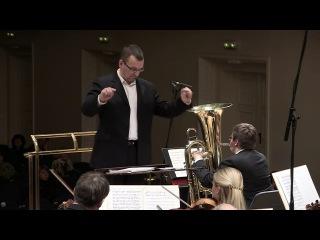 Ральф Воан-Уильямс - Концерт для тубы с оркестром фа минор I. Allegro moderato