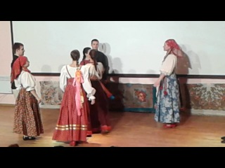 7-я мастерская танца 19.12.13