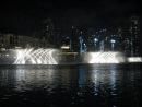 Танцующие фонтаны в Дубаи около Бурдж Халифа