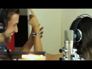 """Pablo alboran feat. vanesa martin making of  """"borracha de amor"""" (cd """"cuestión de piel"""" 2012)"""